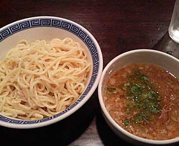 TOKYO NOODLE 六坊/味玉ラーメン