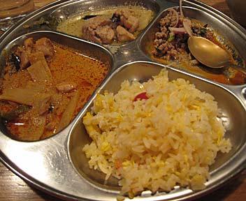 タイ屋台料理 カオタイ/KAO THAI/ランチバイキング