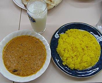 インド豆のカレー/DAL MASALA
