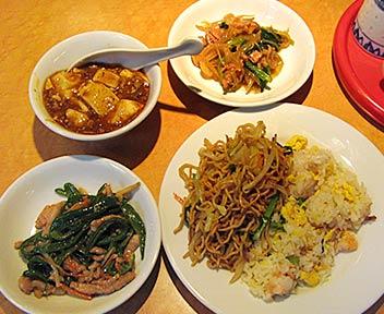 香港料理ランチバイキング