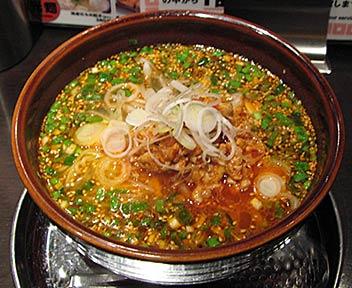 酸辣ニラ光麺