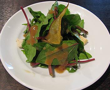 GRILL DINING SOUJYU/鶏ササミのガーリックトマトパスタ