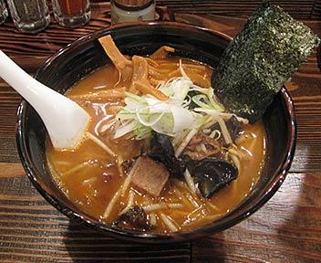 さくら麺(みそ辛)