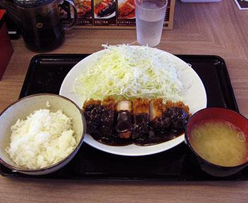 とんかつ 坂井精肉店 高田馬場店/味噌カツ定食