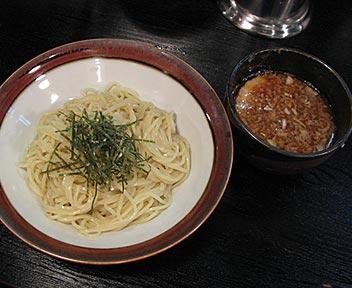 魚豚つけ麺(並)