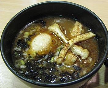 肉麺 つけ麺 原点 早稲田店/つけ麺(並盛/300g )