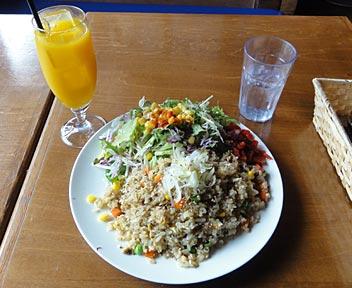 GB's CAFE/テリヤキライス