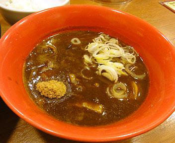 煮干とんこつつけ麺 TMD420G/カレーつけ麺