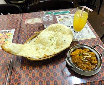 アルーゴビカレー/Aloogobi Curry