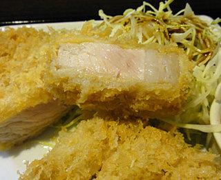 美ら島あぐーロースカツ定食/とんかつ・串揚げ 成蔵/Narikura