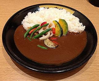 野菜カレーライス/カレーは高橋 高田馬場店