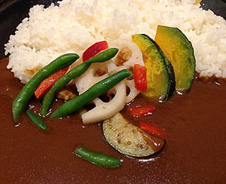 野菜やさいカレーライス/カレーは高橋 高田馬場店